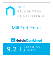 2017 Hotels Combined Recognition of Excellence Award
